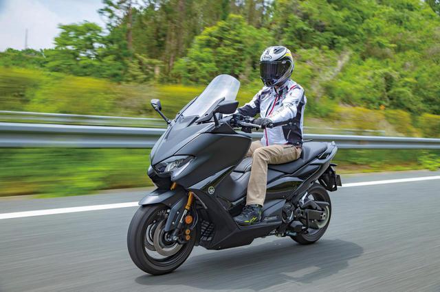画像: 「TMAX560テックマックス」インプレ・解説 - webオートバイ