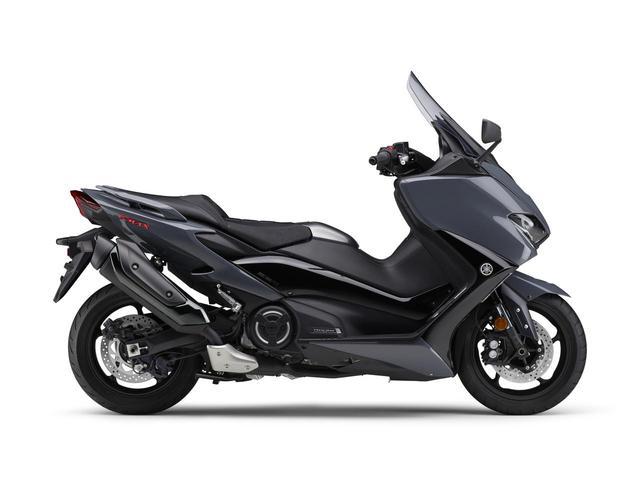 画像1: ヤマハが「TMAX560 テックマックス」の2021年モデルを発表! 新色の発売日は4月26日