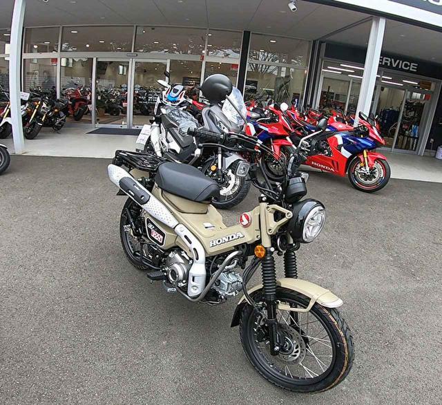 画像: CT125の購入理由&オーナー目線のファーストインプレッション! - webオートバイ