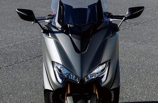 画像: 「TMAX560」シリーズ 2020年モデル情報 - webオートバイ