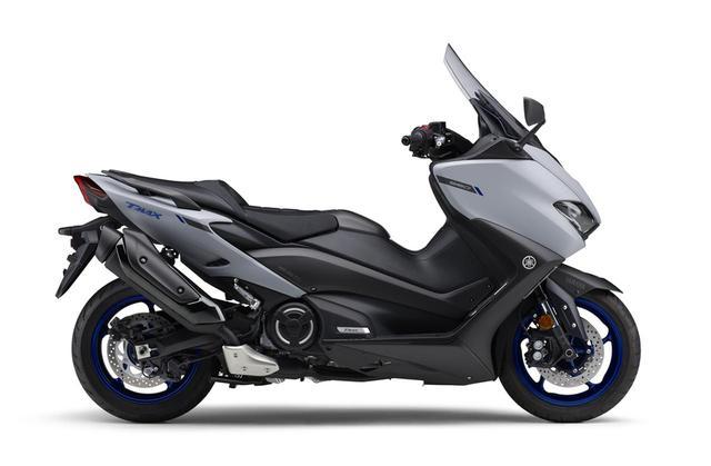 画像9: ヤマハが「TMAX560 テックマックス」の2021年モデルを発売! 新色はパステルダークグレー、人気カラー投票実施中