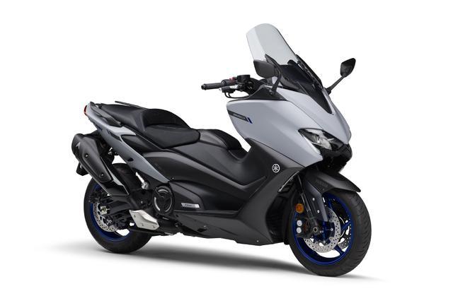 画像11: ヤマハが「TMAX560 テックマックス」の2021年モデルを発表! 新色の発売日は4月26日