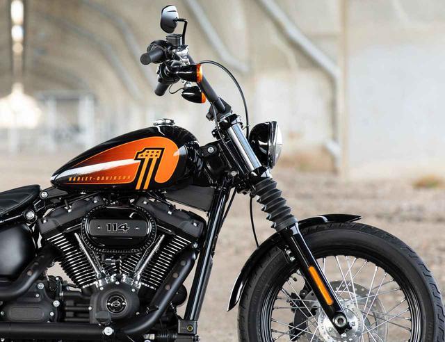 画像: ハーレーダビッドソンの2021年モデル情報・まとめ - webオートバイ