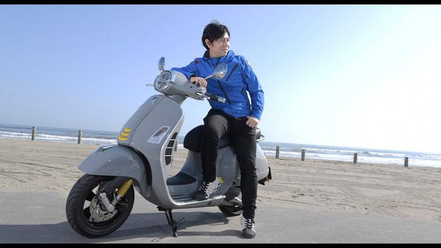 画像: ▶▶▶このインプレを動画でもチェック! GOGGLE Special Interview 中野真矢×Vespa GTS SuperTech 300/GTS Super 150 www.youtube.com