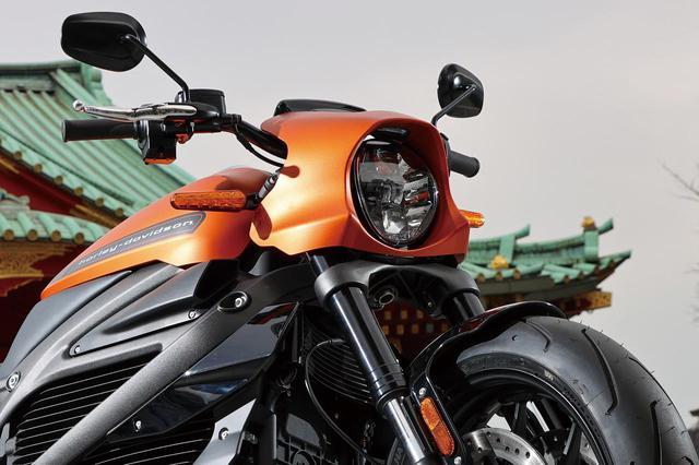 画像: ハーレーダビッドソンの電動バイク「ライブワイヤー」を解説 - webオートバイ