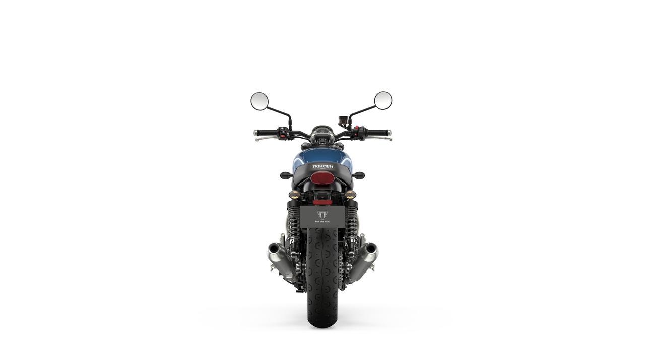 Images : 8番目の画像 - 【写真55枚】新型「ストリートツイン」「ストリートツイン ゴールドライン」 - webオートバイ