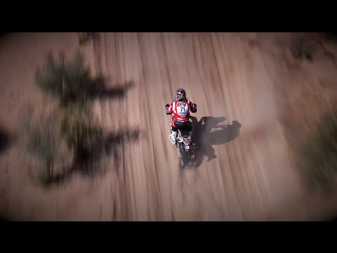 画像: 2016 Dakar Rally Jun Mitsuhashi official movie www.youtube.com