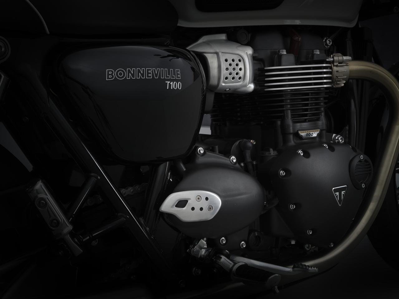 画像: 総排気量:900cc 最高出力:65PS/7400rpm 最大トルク:80Nm/3750rpm