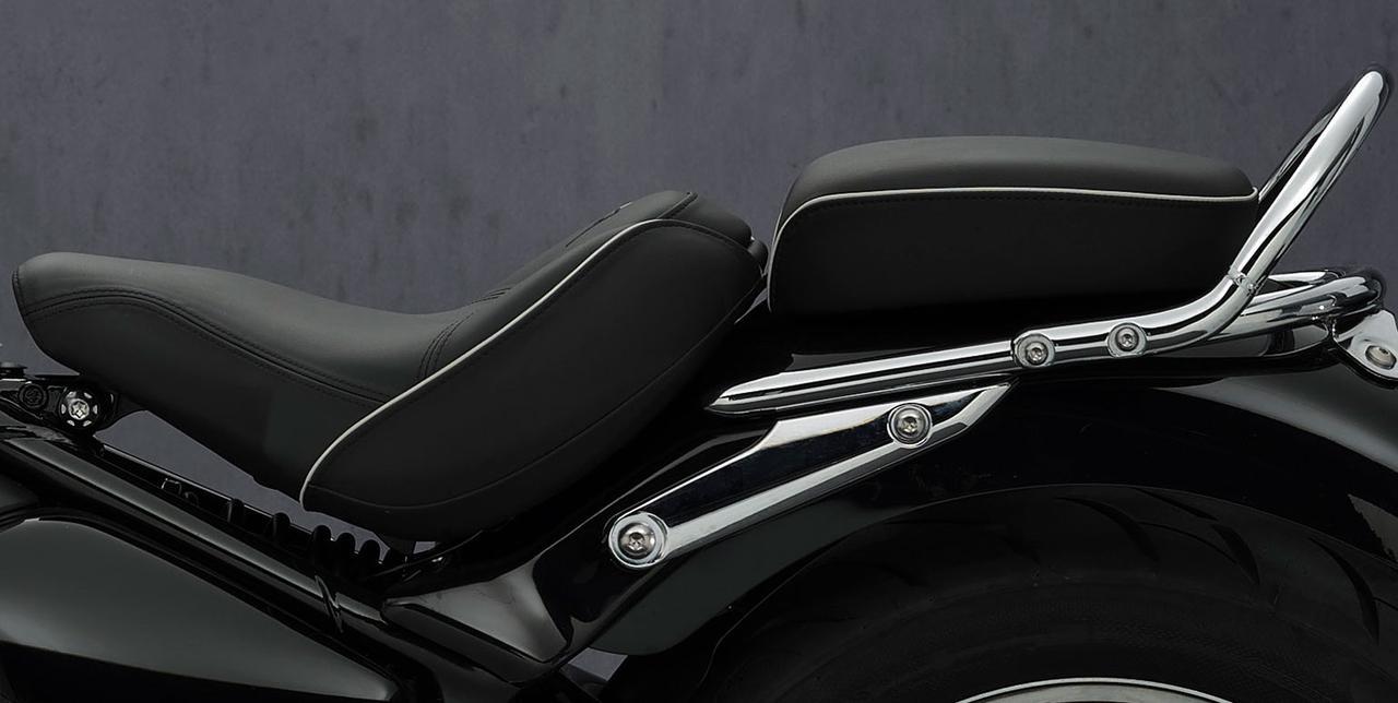 画像3: ボンネビル・スピードマスター(2021年モデル)車両概要