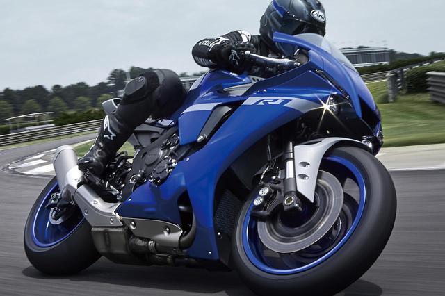 画像: 「YZF-R1」「YZF-R1M」各部・メカニズム解説 - webオートバイ