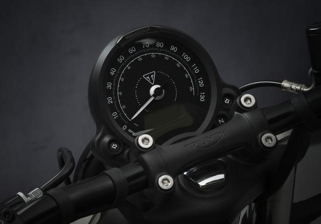 画像6: ボンネビル・ボバー(2021年モデル)の概要