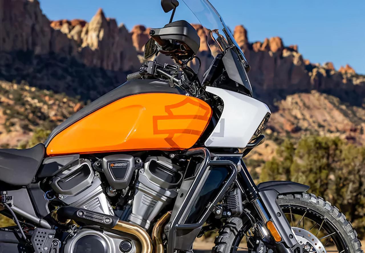 画像: ハーレーダビッドソンが「パンアメリカ1250」を正式発表!  - webオートバイ