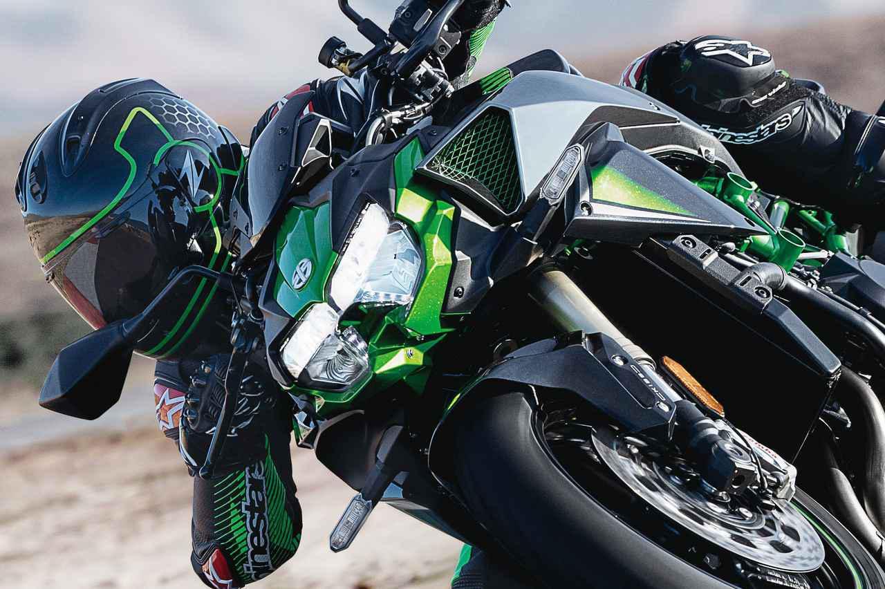 画像: カワサキ「Z H2 SE」のスゴさとは? スーパーチャージドエンジンを搭載するZ H2の上級仕様車として2021年春頃発売予定 - webオートバイ