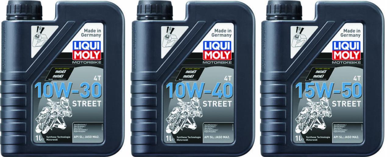 """画像: Motorbike 4T Synth""""Street"""""""