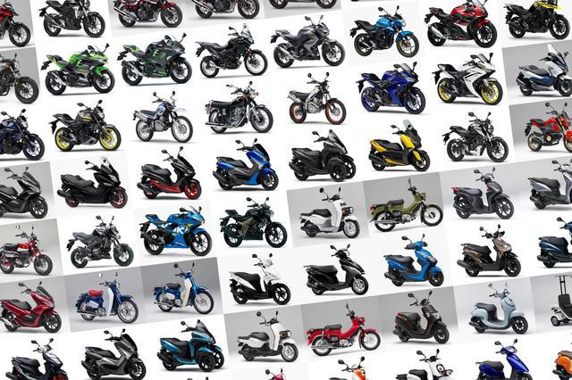 画像: 免許の種類によって乗れる・乗れないバイクを知ろう! | はじめてのバイク免許 | 初心者向け | タンデムスタイル