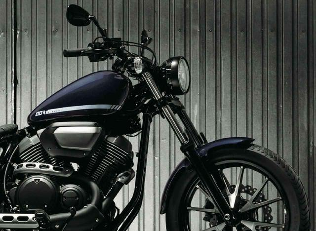 画像: ヤマハ「ボルト」「ボルト Rスペック」カラー情報 - webオートバイ