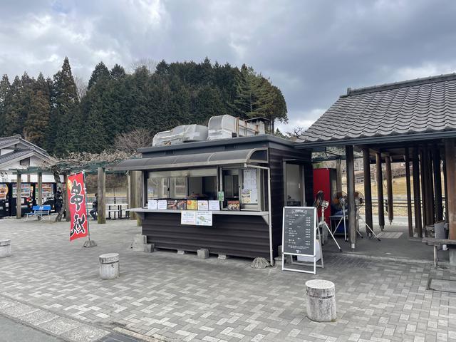 画像2: 道の駅「つくで手作り村」の美河ハム売店に向かうのだ