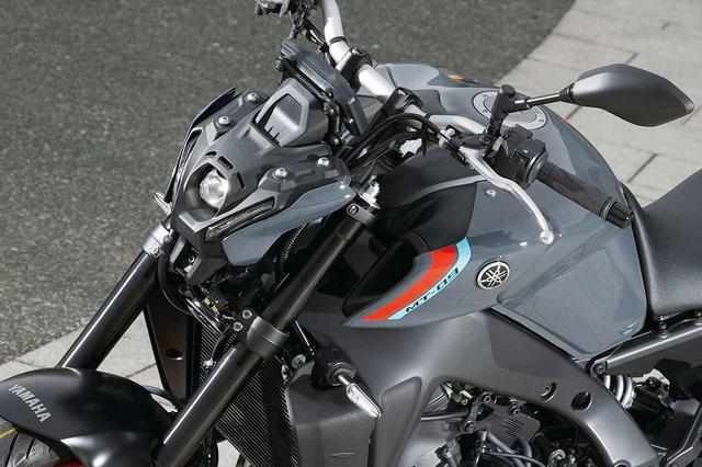 画像: 撮りおろし写真で見るヤマハ新型「MT-09」/フルモデルチェンジを遂げた2021年モデルを解説 - webオートバイ