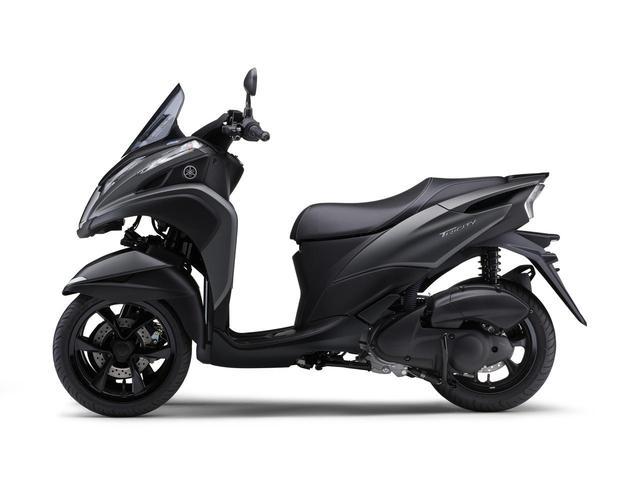 画像10: ヤマハが原付二種「トリシティ125」の2021年モデルを発売! 鮮明な新色〈イエロー〉が登場