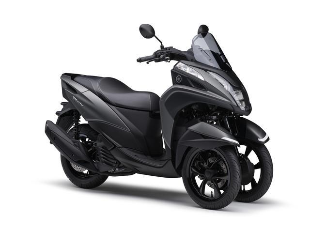 画像16: ヤマハが原付二種「トリシティ125」の2021年モデルを発売! 鮮明な新色〈イエロー〉が登場