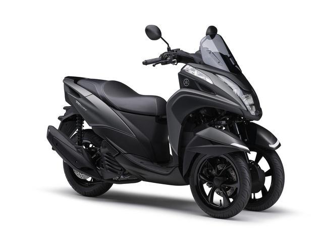 画像11: ヤマハが原付二種「トリシティ125」の2021年モデルを発売! 鮮明な新色〈イエロー〉が登場