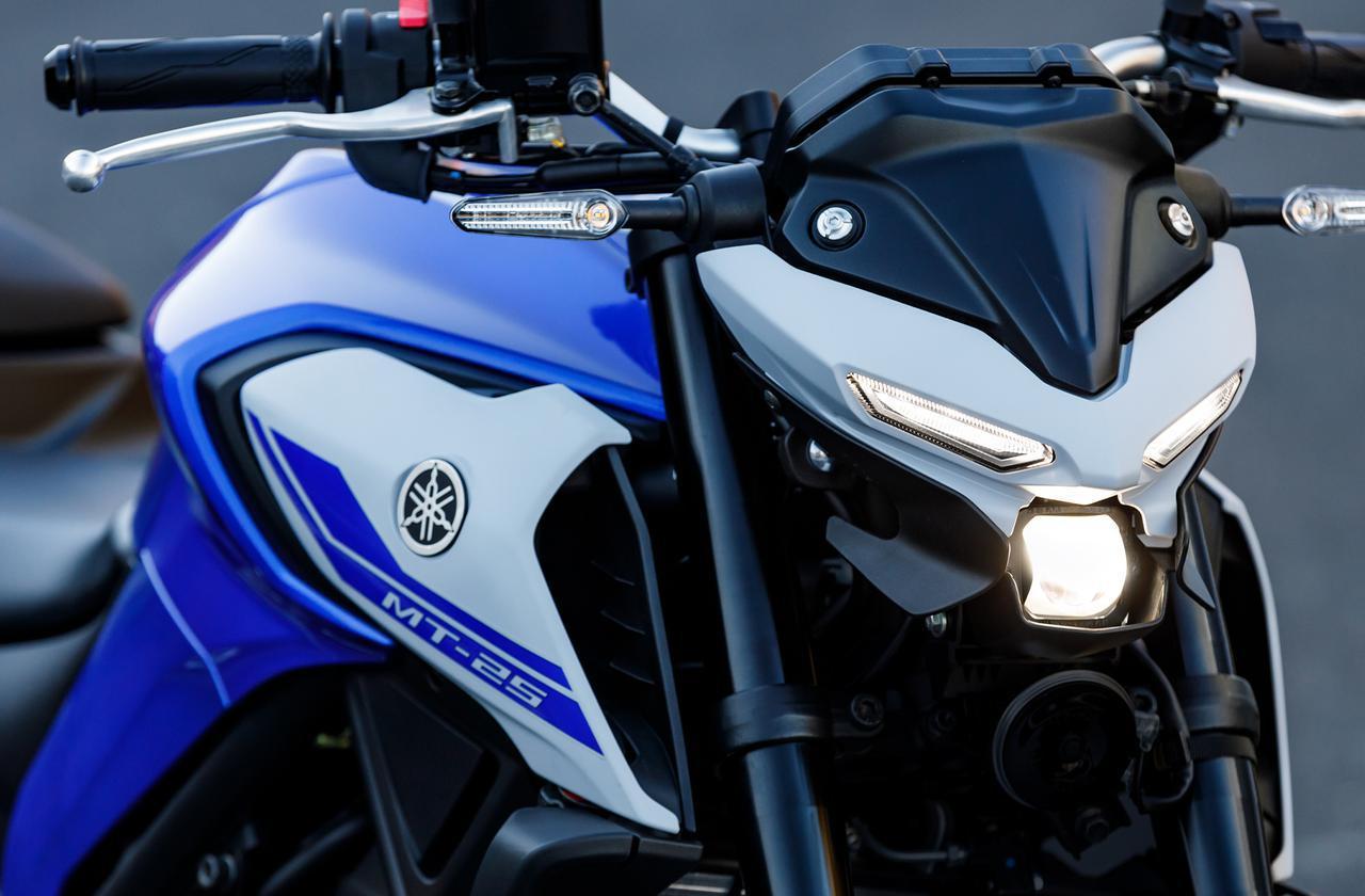 画像: ヤマハが「MT-25」「MT-03」の2021年モデルを発表! カラーは3色、2020年モデルと比較してみよう - webオートバイ