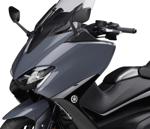 画像: 「TMAX560 テックマックス」2021年モデルのカラー - webオートバイ