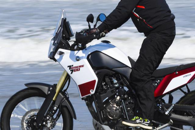 画像: ヤマハ「テネレ700」ツーリング・インプレ【現行車再検証】 - webオートバイ