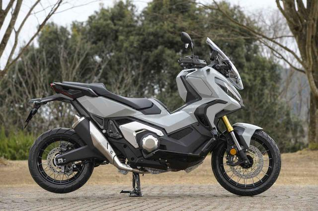 画像: 【写真をもっと見る!】ホンダ新型X-ADV(33枚) - webオートバイ