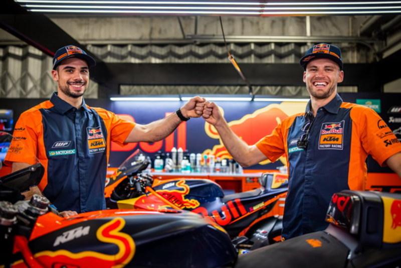 画像1: KTMが2021年MotoGP参戦体制を発表【RIDING SPORT】