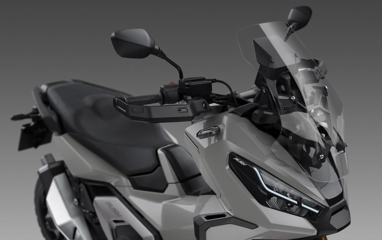 画像4: ホンダ新型「X-ADV」車両概要