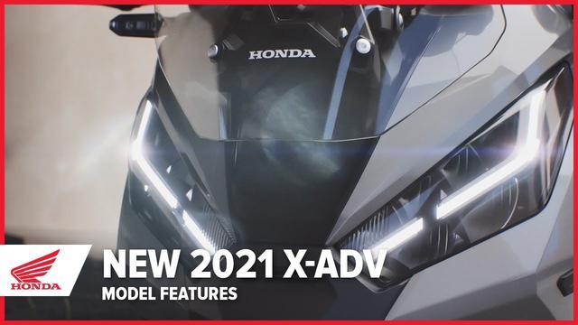 画像: 新型X-ADV 欧州モデルの公式YouTube動画 www.youtube.com