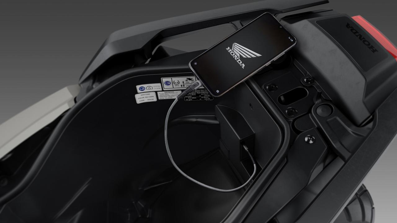 画像5: ホンダ新型「X-ADV」車両概要