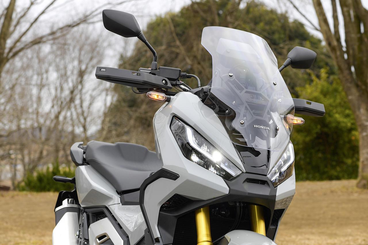 画像: ホンダ新型「X-ADV」の各部をチェック! - webオートバイ