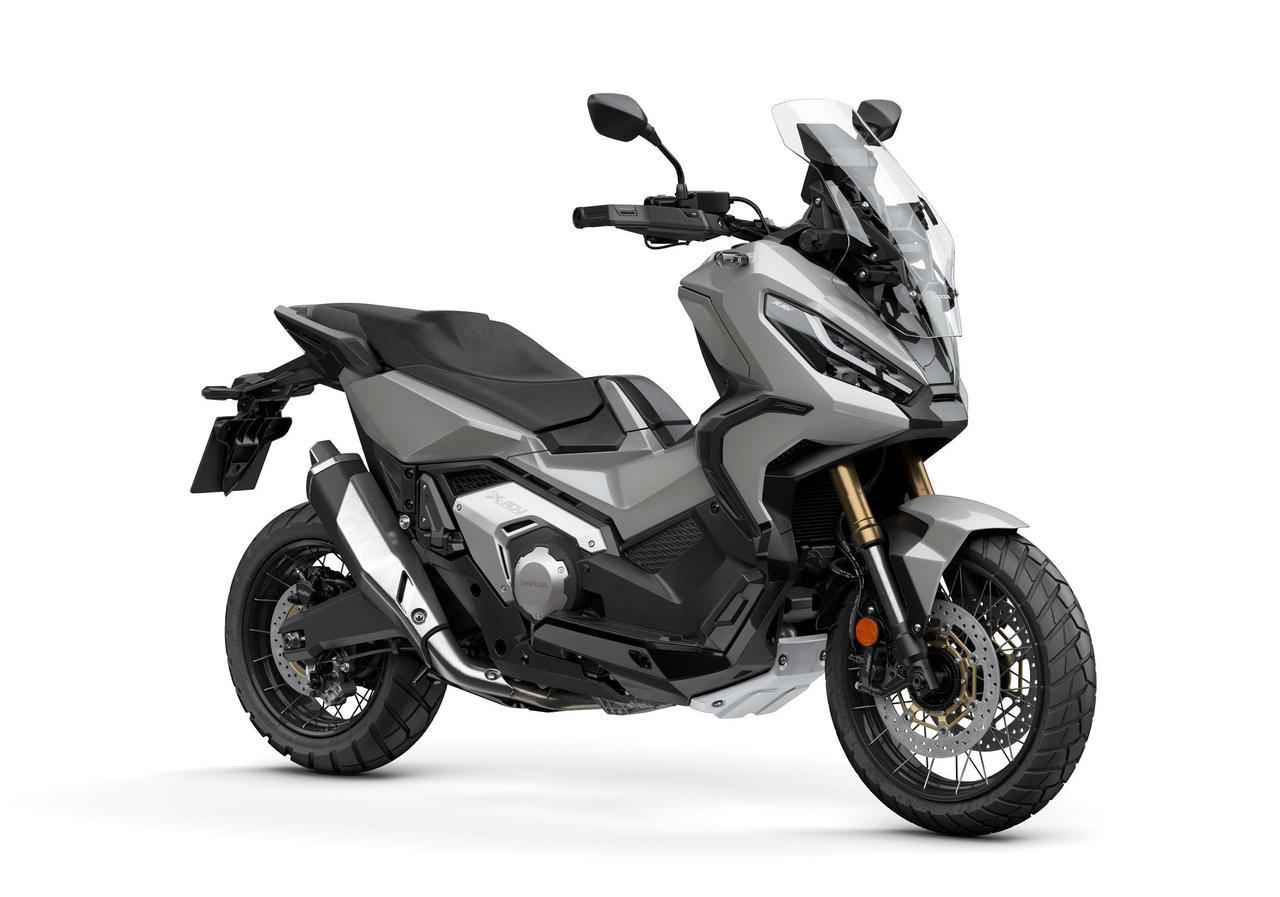 画像: Honda X-ADV 総排気量:745cc エンジン形式:水冷4ストSOHC4バルブ並列2気筒 シート高:790mm 車両重量:236kg 新型(2021年モデル)の発売日:2021年3月25日(木) メーカー希望小売価格:税込132万円