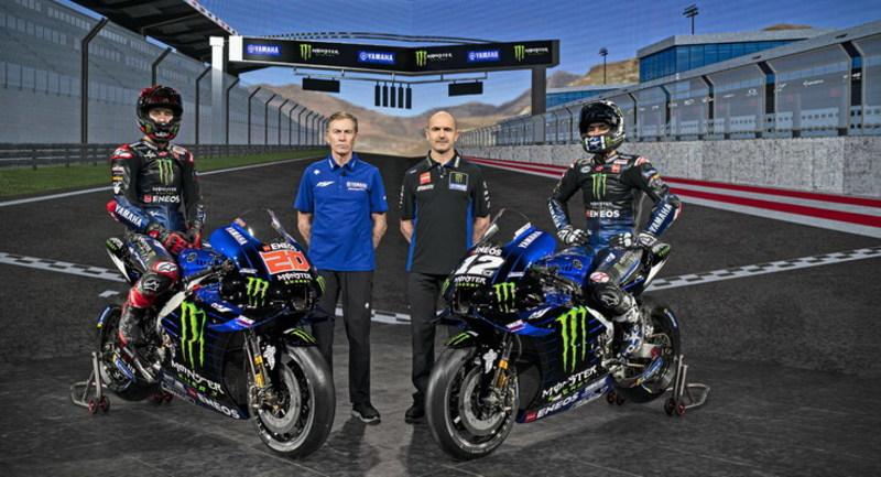 画像: モンスターエナジー・ヤマハ・MotoGPが2021年チーム体制を発表 ライディングスポーツ ドットコム