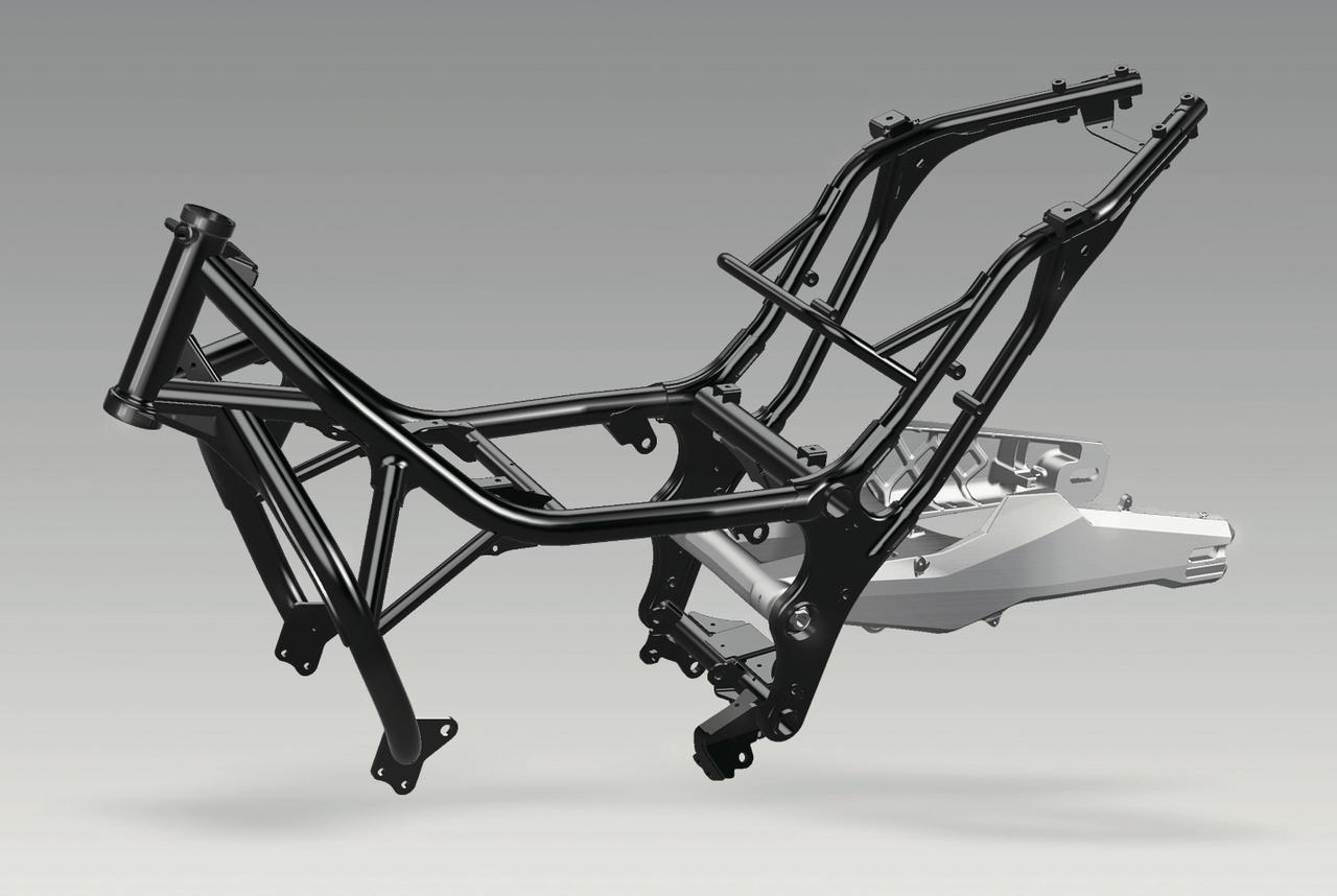 画像3: ホンダ新型「X-ADV」車両概要