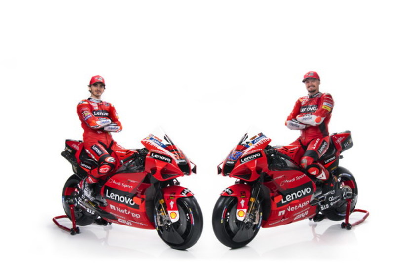 画像: 〈MotoGP〉ドゥカティ・チームが2021年チーム体制発表【RIDING SPORT】