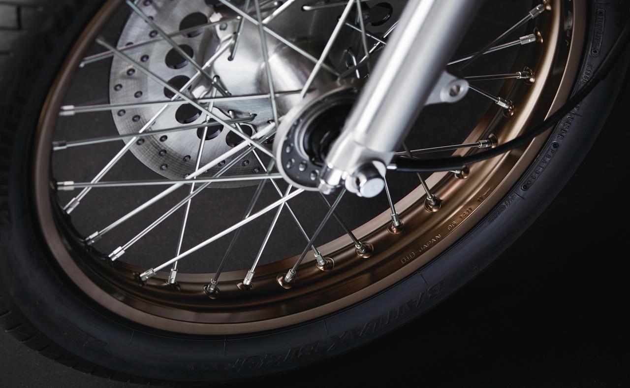 Images : 5番目の画像 - 【写真11枚】SR400 Final Edition/SR400 Final Edition Limited - webオートバイ