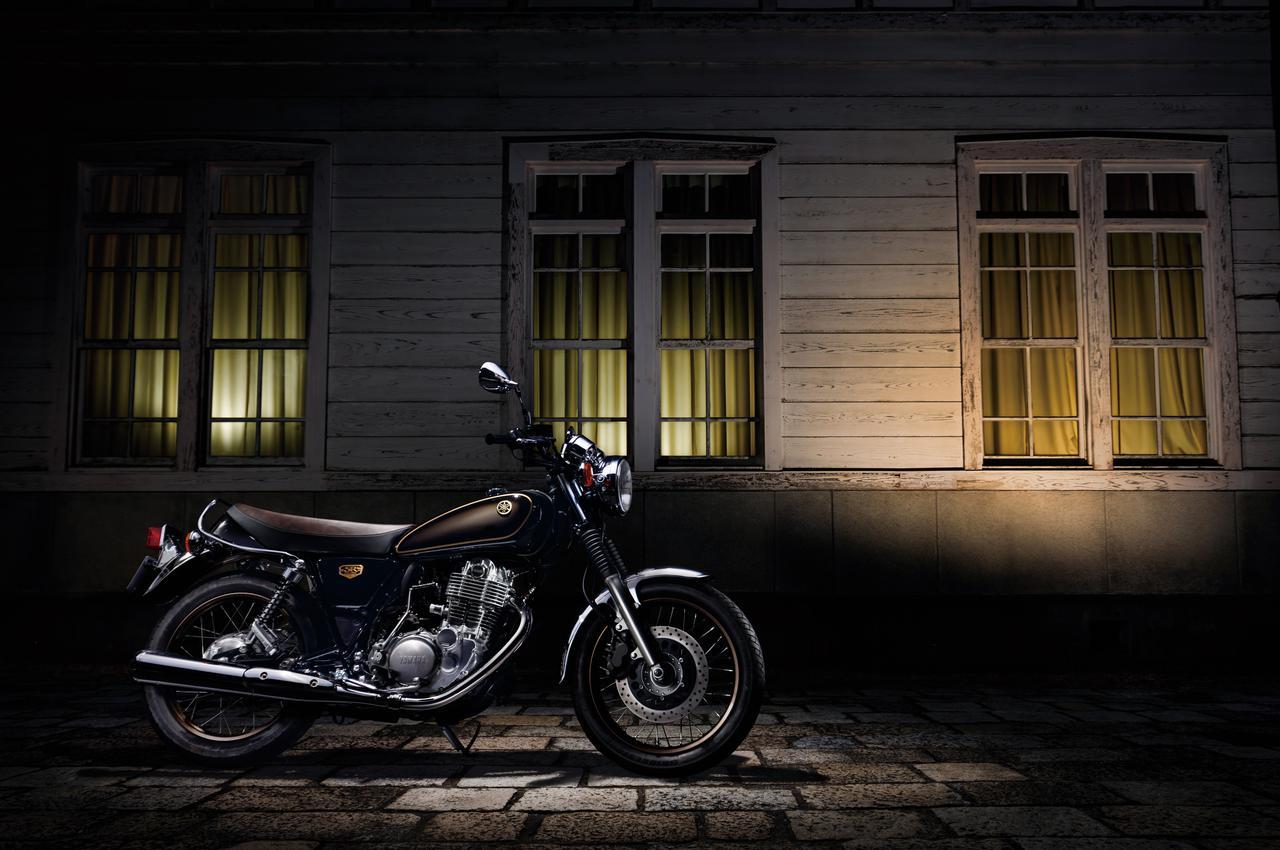 Images : 1番目の画像 - 【写真11枚】SR400 Final Edition/SR400 Final Edition Limited - webオートバイ