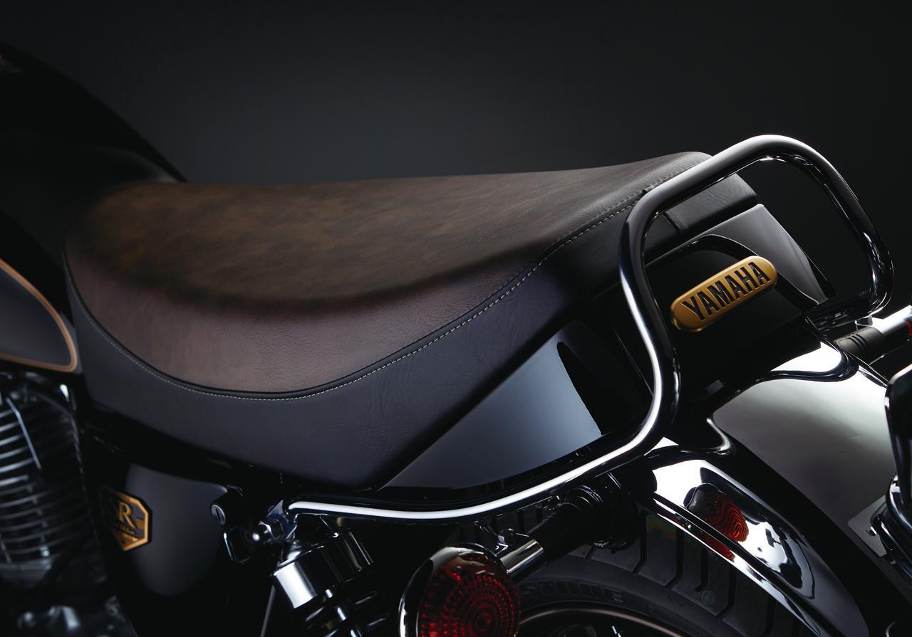 Images : 4番目の画像 - 【写真11枚】SR400 Final Edition/SR400 Final Edition Limited - webオートバイ