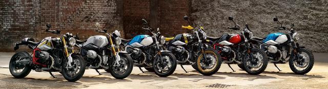 画像1: BMWの「R nineT」シリーズがモデルチェンジ! エンジン改良&装備充実の新型が登場【2021速報】