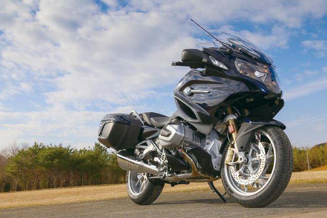 画像: BMW「R 1250 RT』インプレ・解説(2019年) - webオートバイ