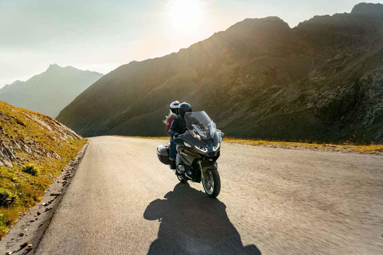 Images : 18番目の画像 - 【写真67枚】BMW R1250RT - webオートバイ
