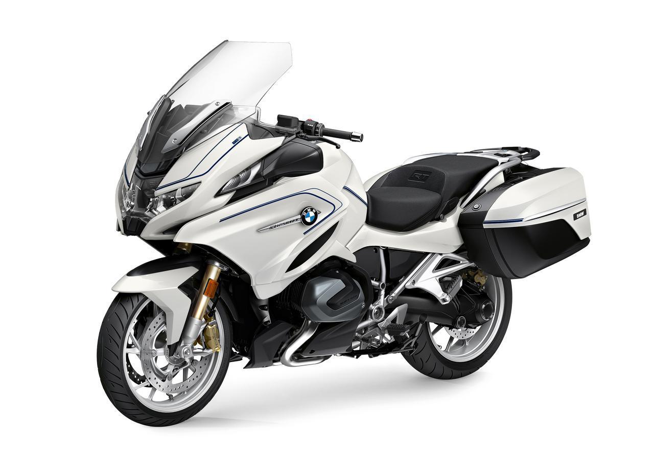 画像4: BMW新型「R1250RT」登場! モデルチェンジで快適安全性を増した伝統のフラットツイン・ツアラー【2021速報】