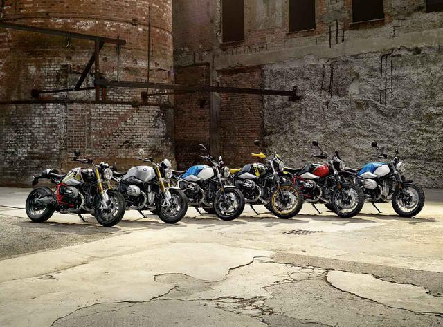 画像: BMWの「R nineT」シリーズがモデルチェンジ! エンジン改良&装備充実の新型が登場 - webオートバイ