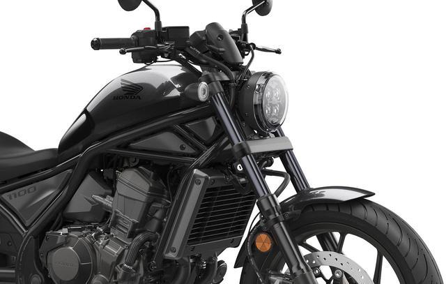 画像: ホンダ「レブル1100」人気カラー投票 - webオートバイ