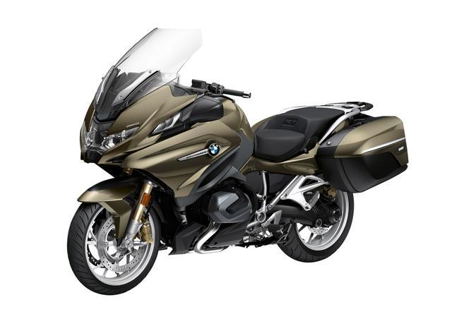 画像: BMW R 1250 RT 総排気量:998cc エンジン形式:水冷4ストDOHC4バルブ水平対向2気筒 シート高:805-825mm 車両重量:290kg 発売予定日:2021年3月下旬 メーカー希望小売価格:税込307万円〜330万6000円