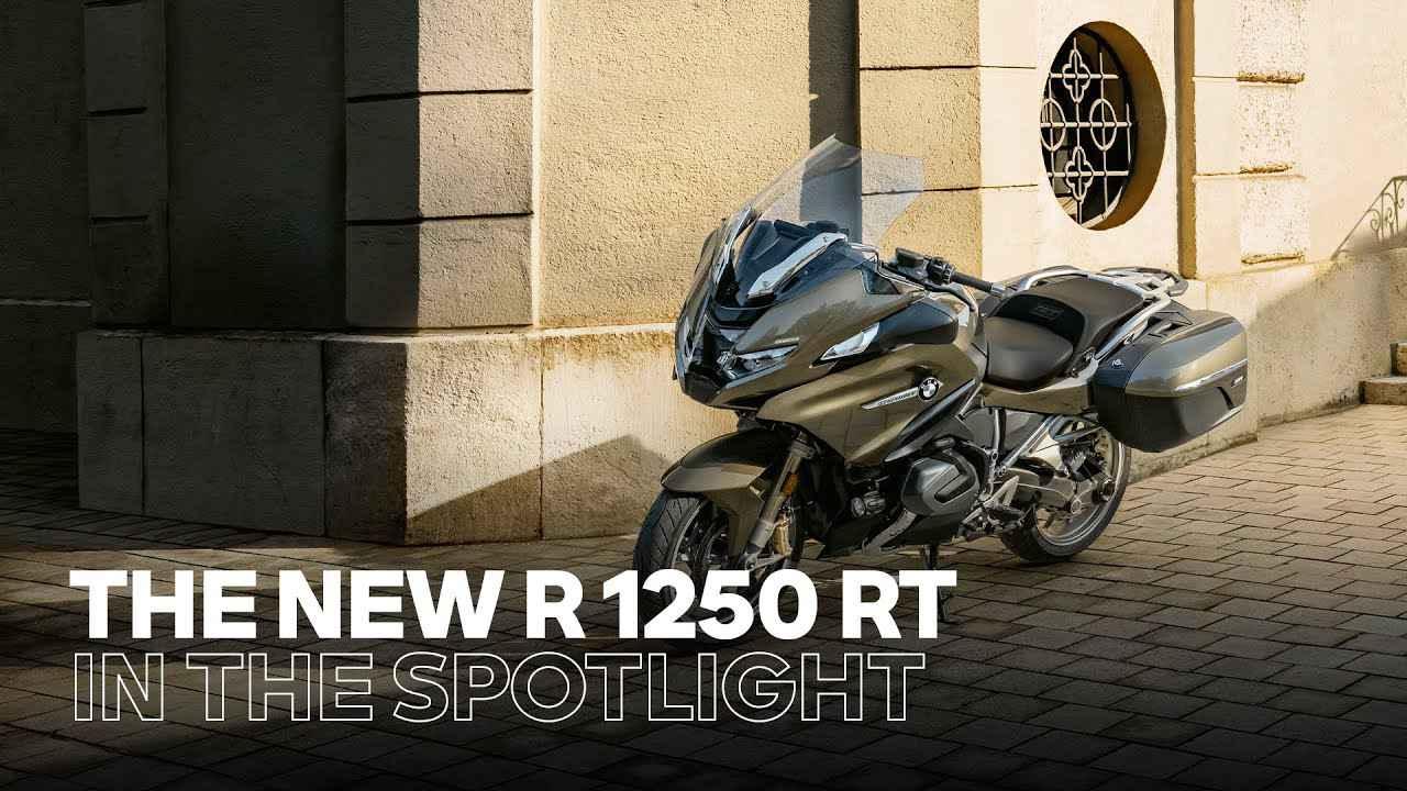 画像: IN THE SPOTLIGHT: The new BMW R 1250 RT – Everything you need to know! www.youtube.com