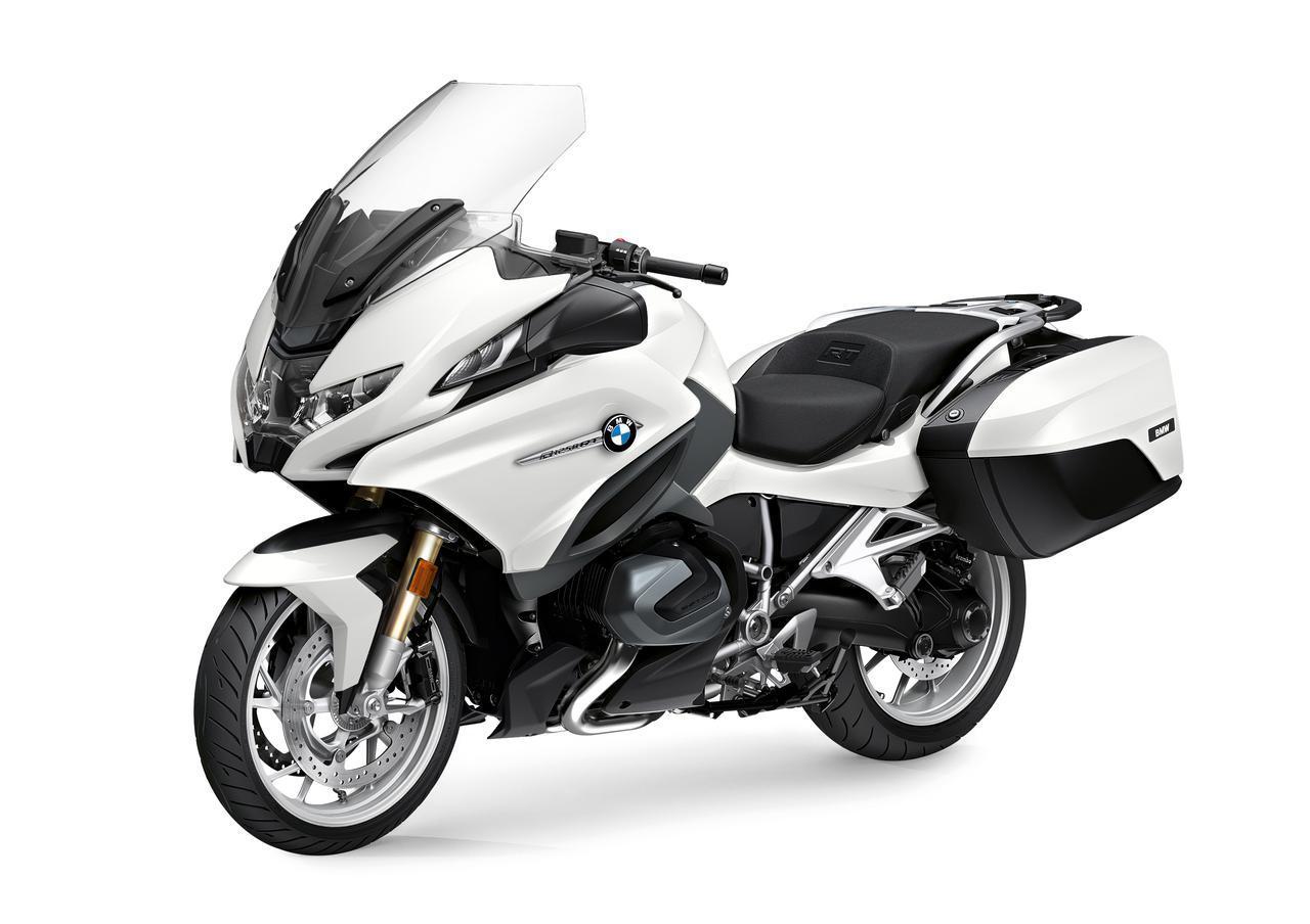 画像3: BMW新型「R1250RT」登場! モデルチェンジで快適安全性を増した伝統のフラットツイン・ツアラー【2021速報】